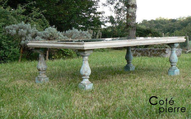 Cote Pierre Rechteckiger Esstisch Esstische Tisch Esszimmer | Land