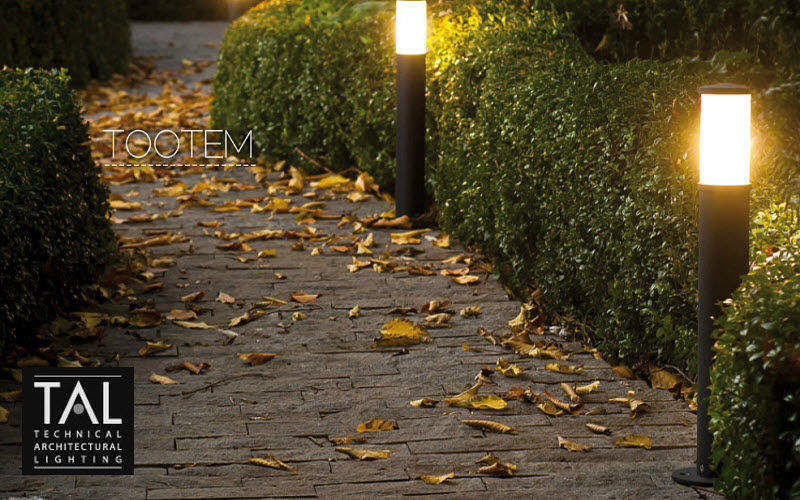 TAL Leuchtpfosten Bodenbeleuchtungen Außenleuchten   