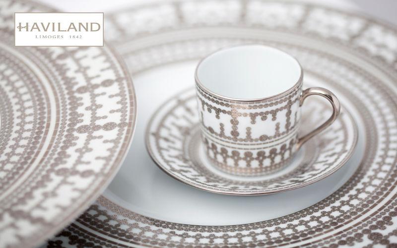Haviland Kaffeetasse Tassen Geschirr Esszimmer   Design Modern