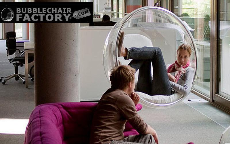 BUBBLECHAIR FACTORY Hängesitz Sessel Sitze & Sofas Wohnzimmer-Bar | Unkonventionell