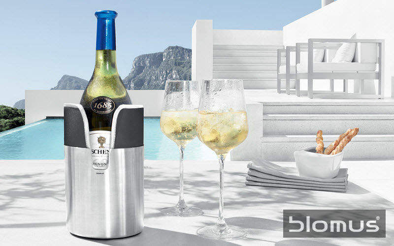 Blomus Flaschenkühler Getränkekühler Tischzubehör  |
