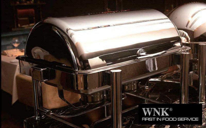 WNK Servierwagen mit Wärmefunktion Arbeitsplatten und Anrichten Küchenausstattung  |