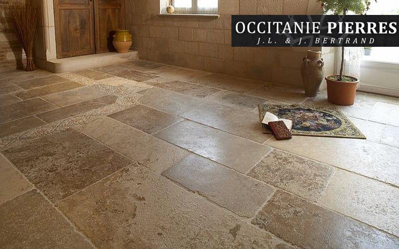 Occitanie Pierres Innenplatten Bodenplatten Böden  |