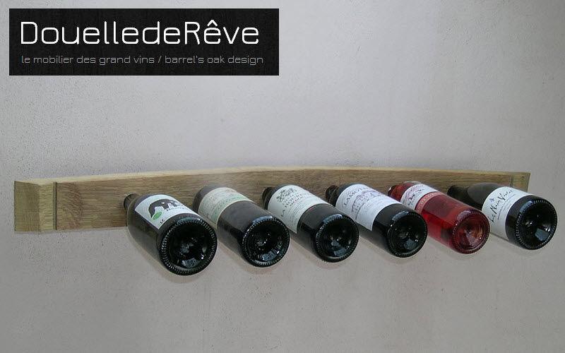 Douelledereve Flaschenregal Regale und Ablagen Küchenausstattung  |