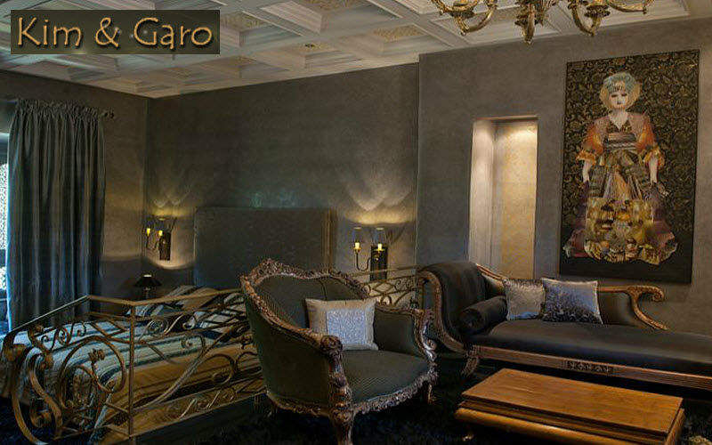 Kim & Garo Schlafzimmer Schlafzimmer Betten  | Exotisch