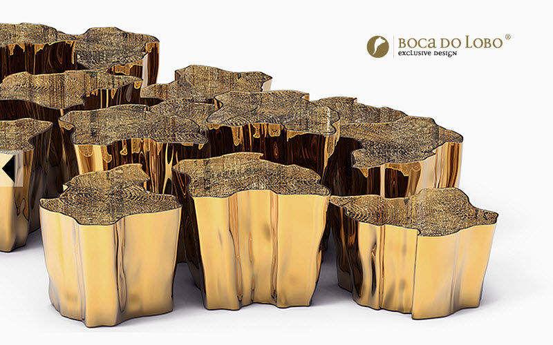 BOCA DO LOBO Originales Couchtisch Couchtische Tisch  |