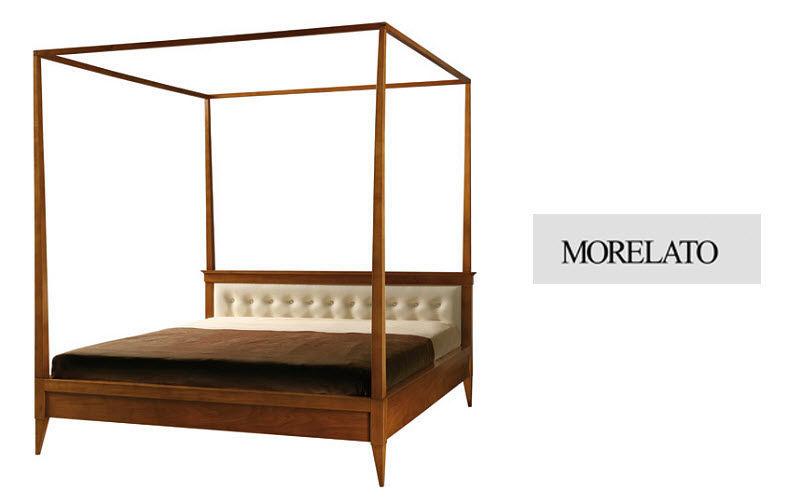 MORELATO Doppel-Himmelbett Doppelbett Betten  |
