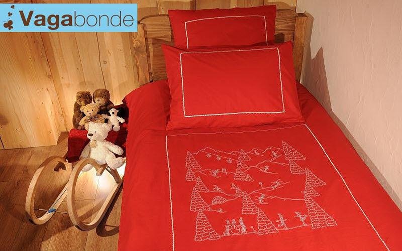 VAGABONDE Kinder-Bettbezug Kinderbettwäsche Kinderecke  |