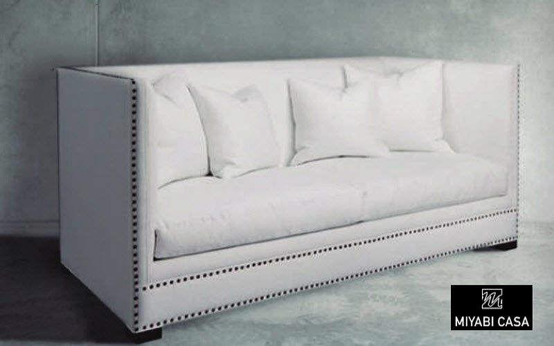 MIYABI CASA Sofa 2-Sitzer Sofas Sitze & Sofas  |