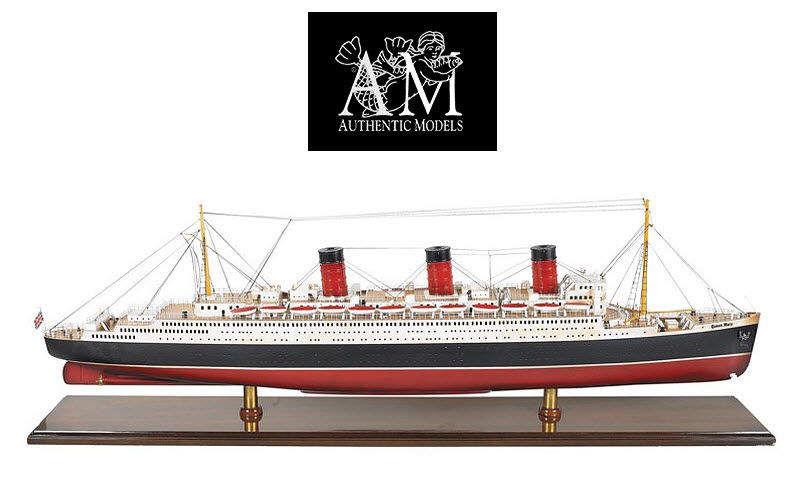 Authentic Models Schiffsmodell Modelle Dekorative Gegenstände  |