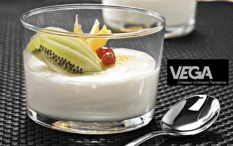 VEGA Fingerfood Glass Becher und kleine Becher Geschirr   