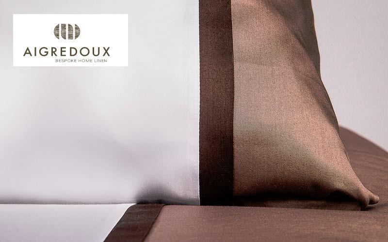 AIGREDOUX Kopfkissenbezug Kissen, Polster und Bezüge Haushaltswäsche  |
