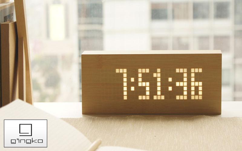 Gingko Beleuchtete Wanduhr Uhren Pendeluhren Wecker Dekorative Gegenstände  |