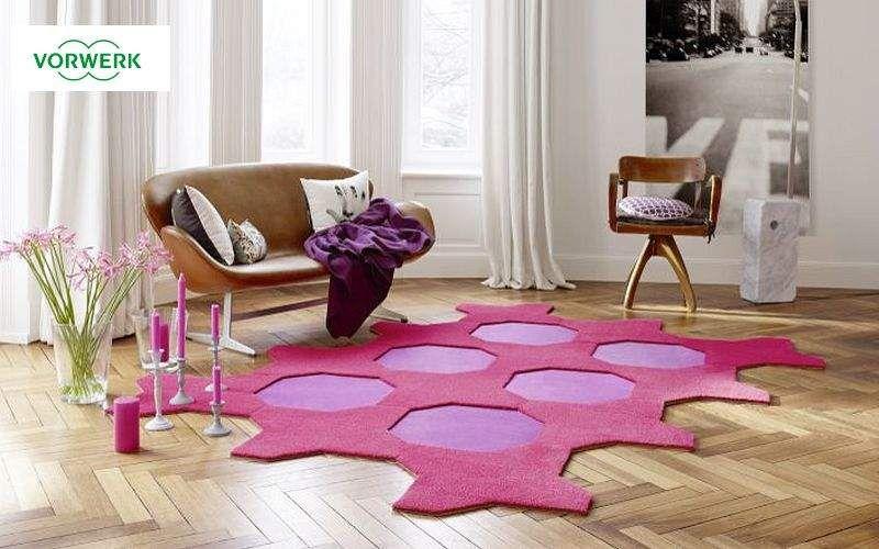 Vorwerk Moderner Teppich Moderne Teppiche Teppiche  |