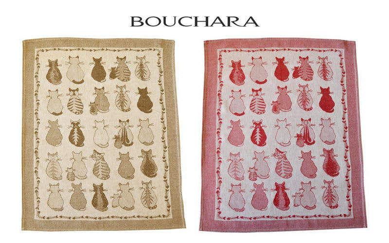 Bouchara Geschirrhandtuch Küchenwäsche Haushaltswäsche  |