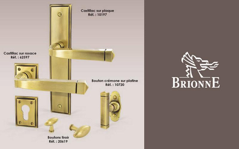 Brionne Türdrücker-Set Türgriffe Fenster & Türen  |