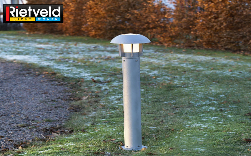RIETVELD Leuchtpfosten Bodenbeleuchtungen Außenleuchten   