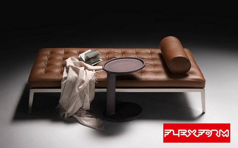 Flexform Recamiere Einzelbett Betten Wohnzimmer-Bar | Design Modern