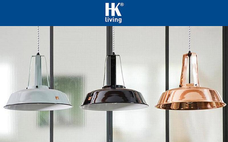 HK LIVING Bürohängelampe Kronleuchter und Hängelampen Innenbeleuchtung  |