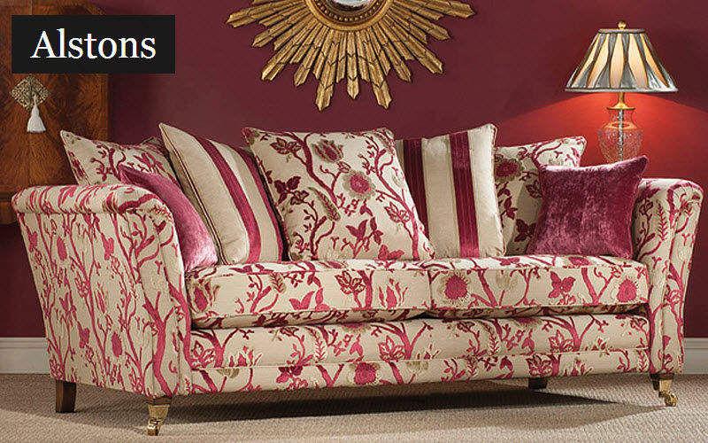 Alstons Sofa 2-Sitzer Sofas Sitze & Sofas   