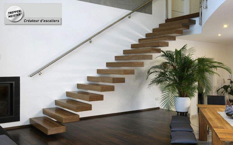 Créateurs d'Escaliers Treppenmeister Gerade Treppe Treppen, Leitern Ausstattung  |