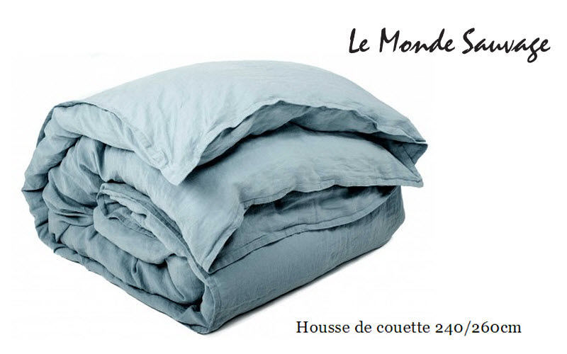 Le Monde Sauvage Oberbettbezug Bezüge Haushaltswäsche  |