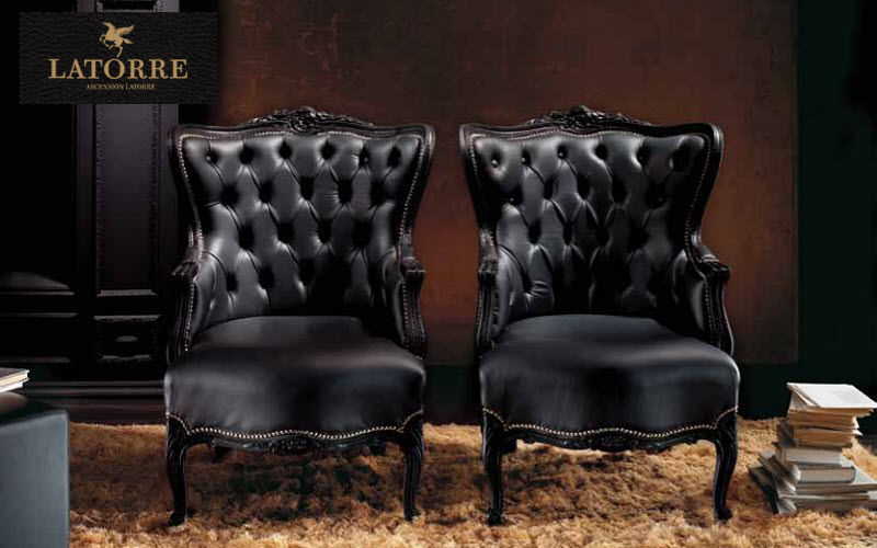 Ascension Latorre Chesterfield Sessel Sessel Sitze & Sofas  |