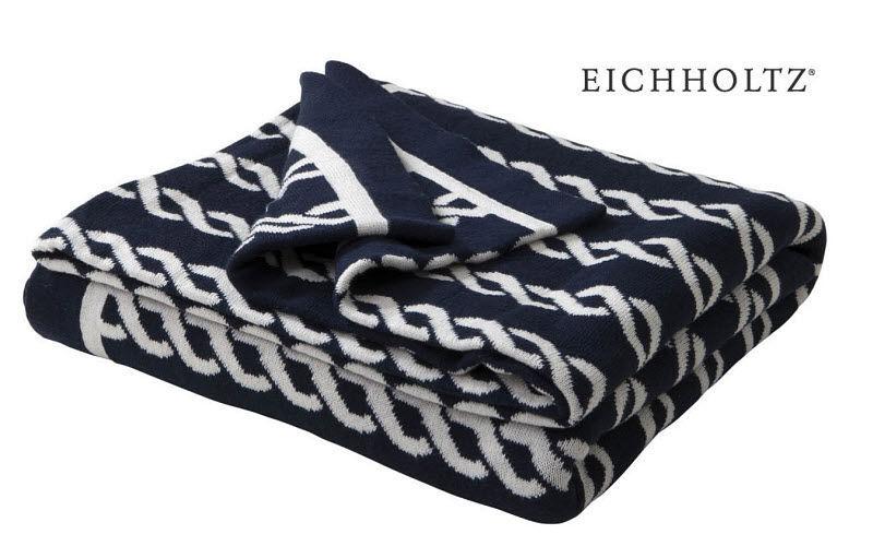 Eichholtz Plaid Bettdecken und Plaids Haushaltswäsche   