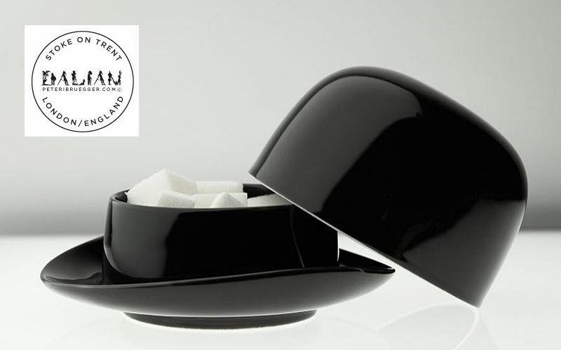 Peter Ibruegger Design Zuckerdose Schüsseln Geschirr  |