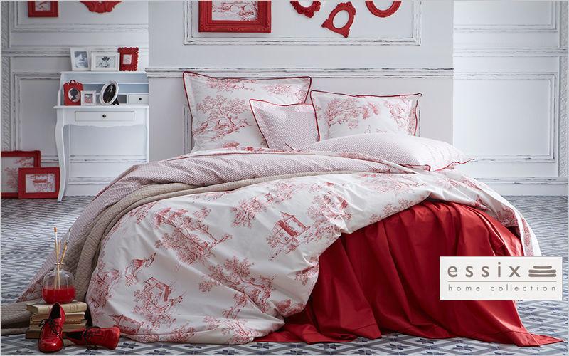 Essix home collection Bettwäsche Bettwäsche Haushaltswäsche Schlafzimmer | Land
