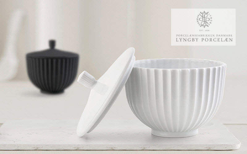 Lyngby Porcelaen Bonbon-Dose Schalen und Gefäße Dekorative Gegenstände  |