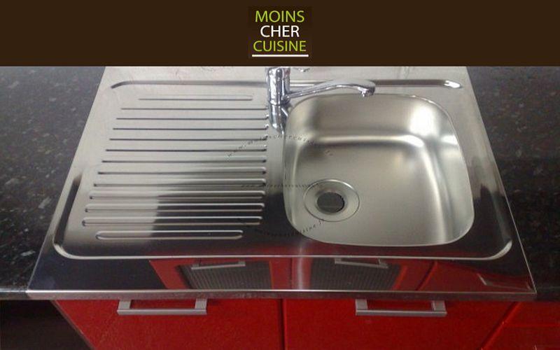 MOINS CHER CUISINE Einbauspüle Spülbecken Küchenausstattung  |