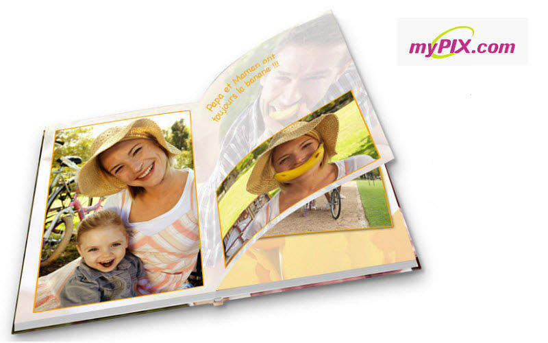 Mypix Fotoalbum Papier- und Schreibwaren Papetterie - Büro  |