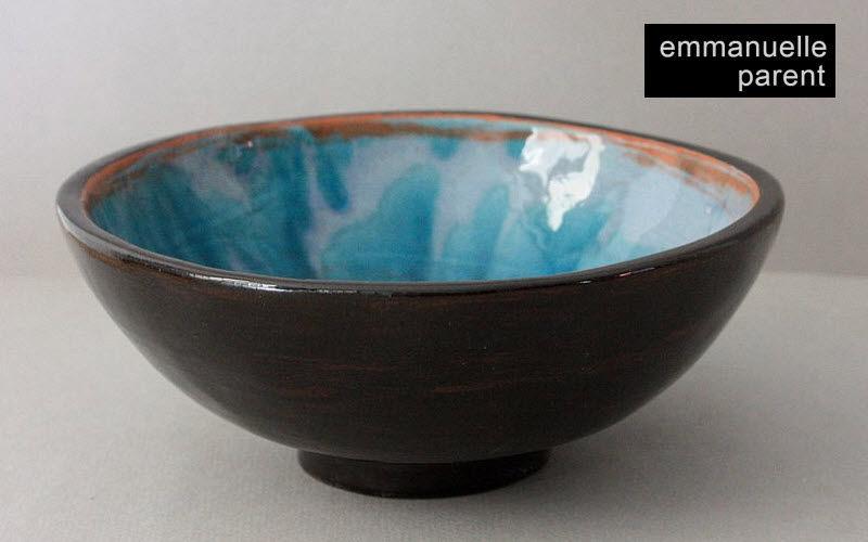 Emmanuelle Parent Deko-Schale Schalen und Gefäße Dekorative Gegenstände  |
