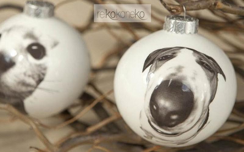 REIKO KANEKO Weihnachtskugel Weihnachtsdekoration Weihnachten & Feste  | Unkonventionell