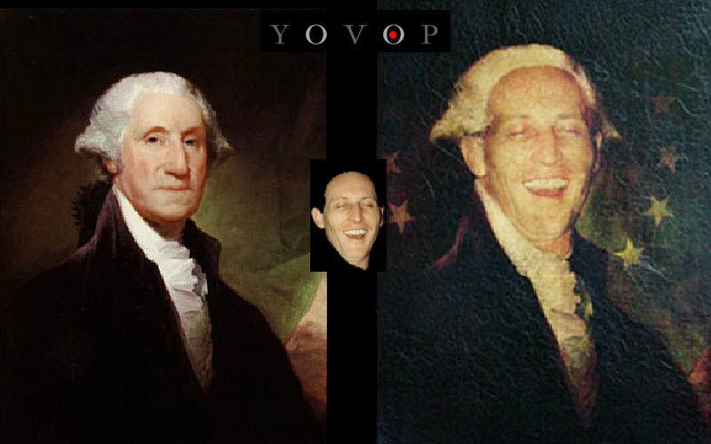Yovop Your Own Very Old Portrait Porträt nach Foto Malerei Kunst   