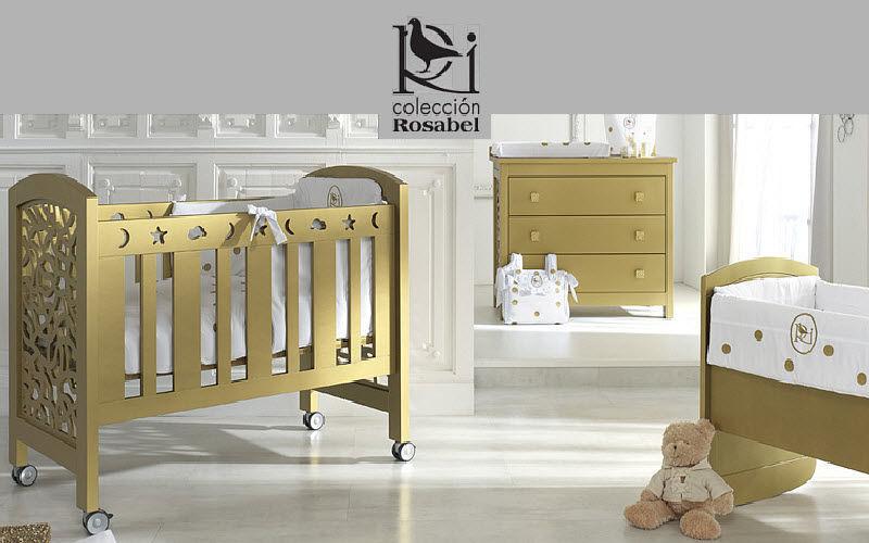 COLECCIÓN ROSABEL Babyzimmer Kinderzimmer Kinderecke  |