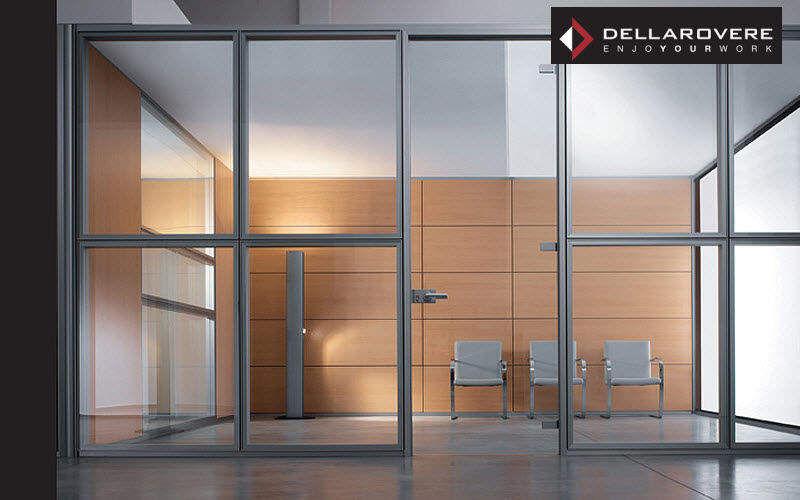Della Rovere Büro Zwischenwand Trennwände Wände & Decken  |