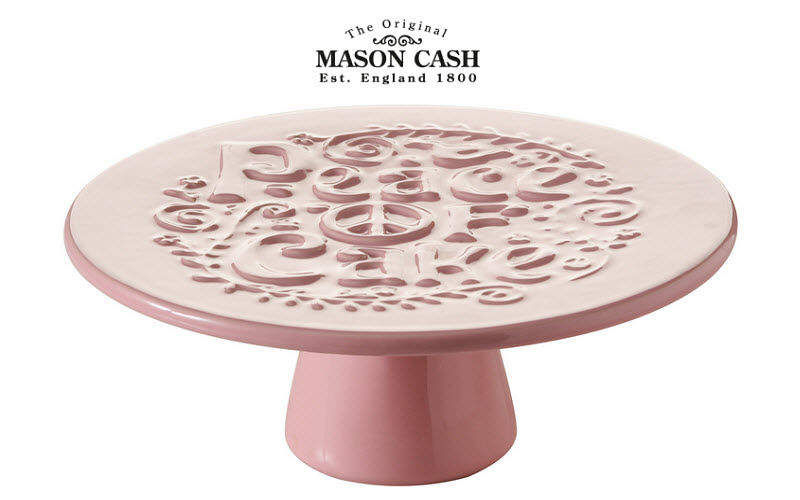 MASON CASH Tortenplatte mit Füßen Platten Geschirr  |