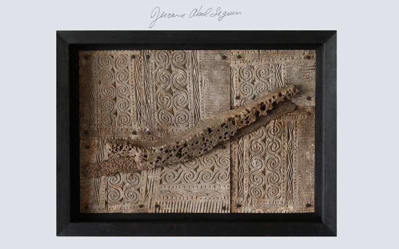Jerome Abel Seguin Dekobilder Wandschmuck Verzierung  | Exotisch