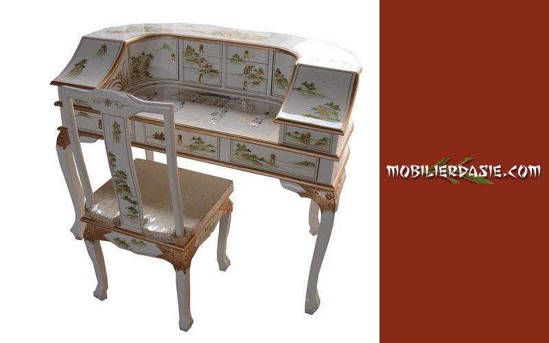 mobilierdasie.com Schreibtisch Schreibtische & Tische Büro  | Exotisch