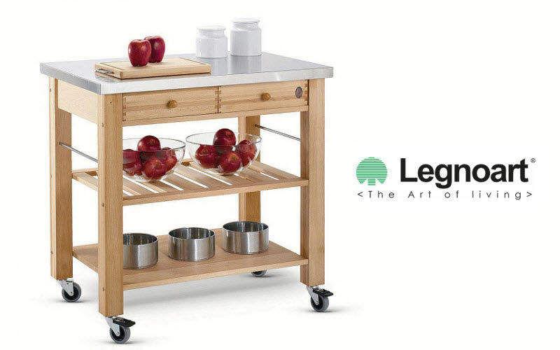 Legnoart Küchenwagen Arbeitsplatten und Anrichten Küchenausstattung  |