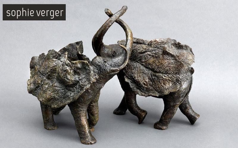 SOPHIE VERGER Tierskulptur Figuren und Skulpturen Kunst  |