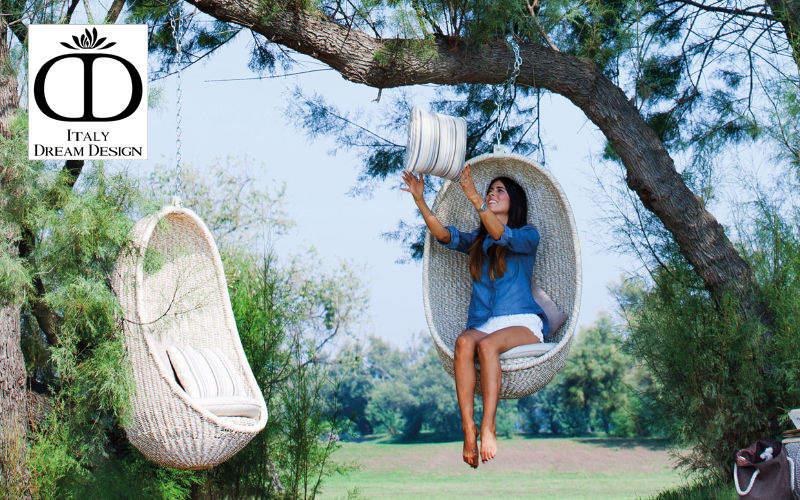 ITALY DREAM DESIGN Hollywoodschaukel Sonstige Gartenmöbel Gartenmöbel   