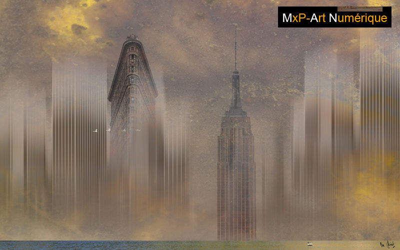 MXP-ARTNUMERIQUE.COM Digital Werk Plakate und Poster Dekorative Gegenstände  |