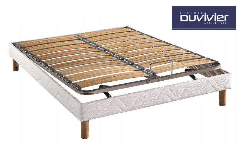 Literie Duvivier Verstellbarer Bettenrost Lattenroste Betten  |