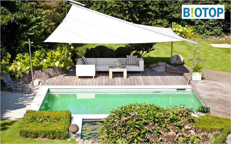BIOTOP Ökologischer Pool Schwimmbecken Schwimmbad & Spa Terrasse | Land