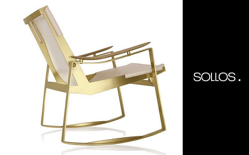 SOLLOS Schaukelstuhl Sessel Sitze & Sofas  |