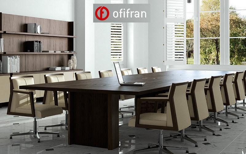 Ofifran Konferenztisch Schreibtische & Tische Büro   