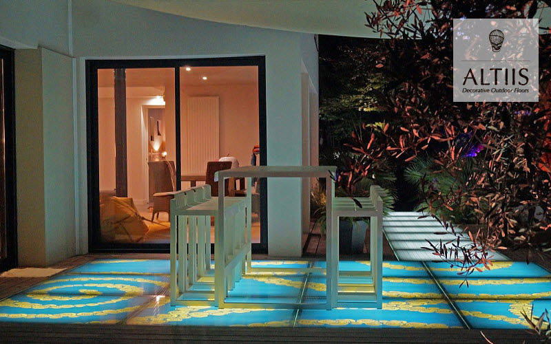 ALTIIS Bodenplatten Außenbereich Außenböden Böden  |
